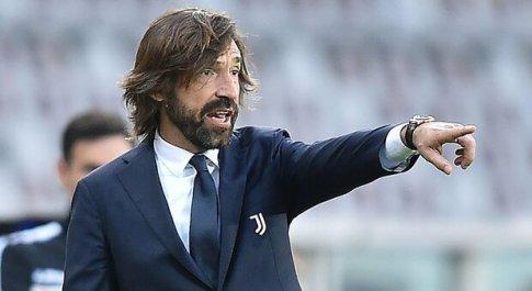 Juve-Napoli, Pirlo: «Dobbiamo onorare la maglia. Incontro Allegri-Agnelli? Lo sapevo»