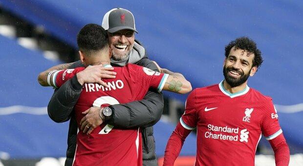 Premier League, il Liverpool vince ed è in zona Champions. Coppa di Francia al Psg: decidono Icardi e Mbappé