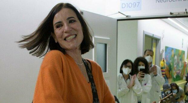 Paola Turci (foto: TOIATI/LEONE)