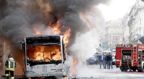 """Atac, roghi bus e buco sul bilancio: 1,4 mld di """"rosso"""". A dicembre assemblea creditori"""