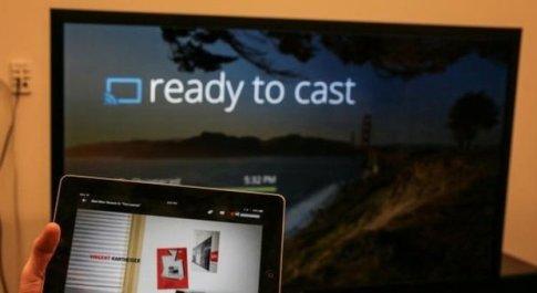 """Google Tv: una """"chiavetta"""" e il televisore diventa un computer"""