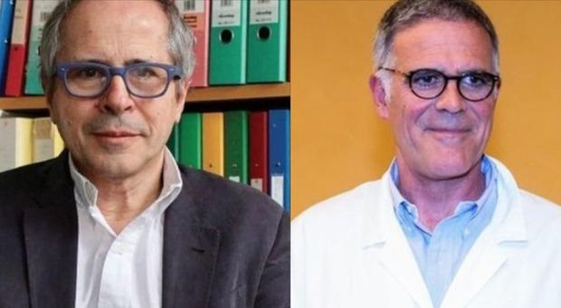 Covid, Crisanti contro Zangrillo a Cartabianca: «Troppa euforia, spero non se ne penta»