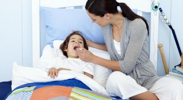 Influenza: vicini a due milioni di casi, i più colpiti i bambini