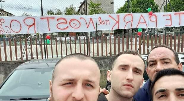 Il quartiere San Giovanni si ribella: «Non vogliamo lo skatepark rimanga il nostro campetto»