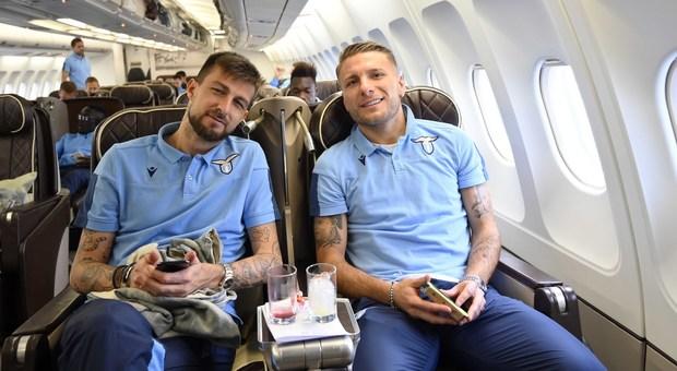 Lazio, Acerbi e lo schema per Immobile: «In partita gli dico Tocca ...