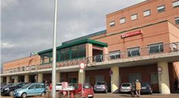 L'ospedale di Cassino