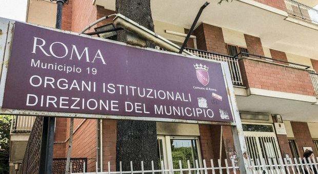 La sede di via Mattia Battistini