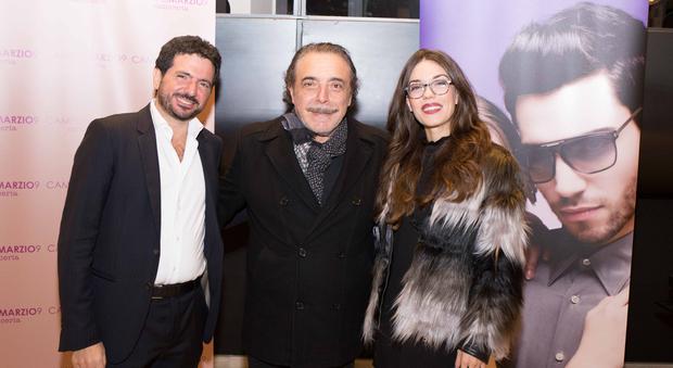 Alla Casa del Cinema parterre di vip per il libro anti-mafia del regista Carlei