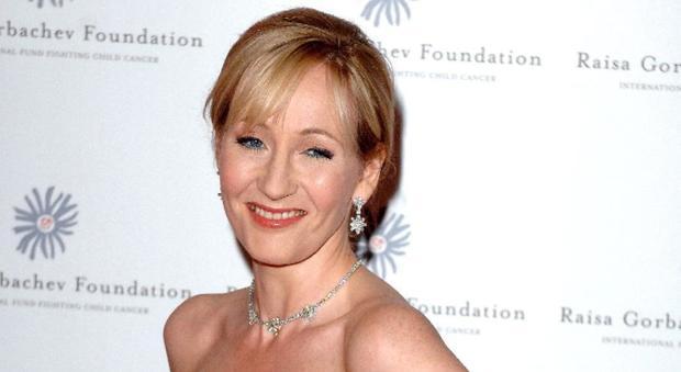 Joanne Rowling, la creatrice di Harry Potter