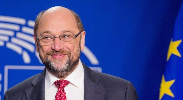 Ue, Schulz lascia la presidenza del Parlamento per dedicarsi alla politica tedesca