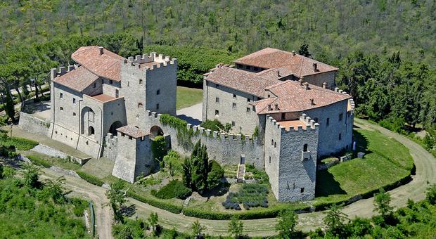 Il Castello di Montegiove (Terni)