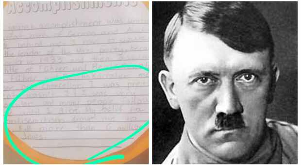 New Jersey, bambina di 9 anni si traveste da Hitler per un compito. Scoppia la polemica: «È antisemitismo»