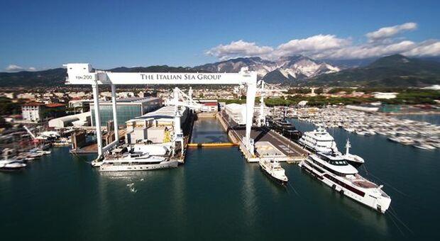 Debutto con successo per The Italian Sea Group