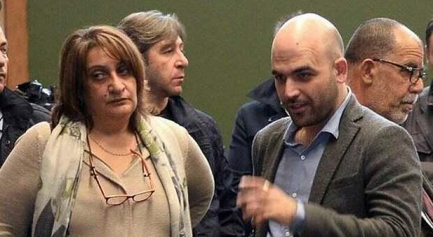 Minacce a Saviano e Capacchione, condannati il boss Bidognetti e l'avvocato
