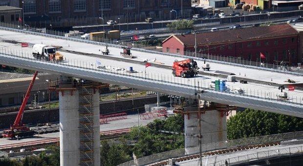 Ponte Genova, collaudo tra domenica e lunedì: la procedura durerà circa 6 giorni