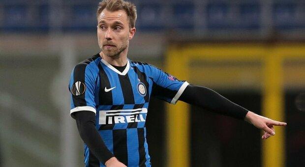 La posizione di Eriksen nell'Inter è cambiata: partita dopo partita si sta conquistando la fiducia di Conte, per il derby col Milan è in vantaggio su Gagliardini