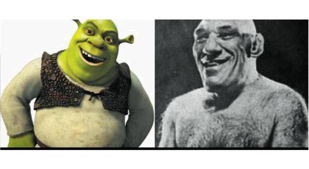 Shrek ecco l uomo che ha ispirato l orco buono