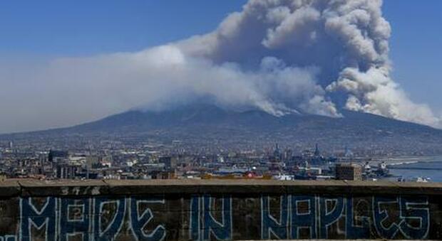 Napoli, Ingv: «È la più alta area a rischio vulcanico al mondo»