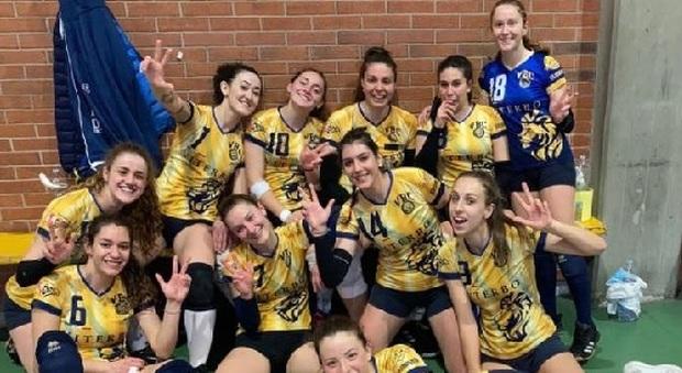 Vbc Viterbo, missione play-off riuscita: grande successo a Cagliari