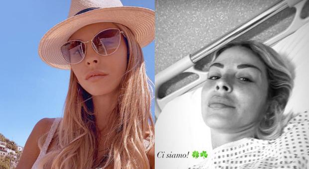 Sabrina Ghio, l'ex tronista di Uomini e Donne ricoverata in ospedale: «Ho pianto, paura nelle vene»