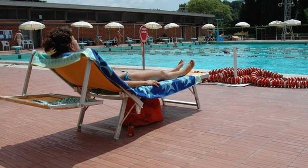 Piscina All Aperto.Vacanze Romane Un Tuffo In Citta Ecco Le Piscine All