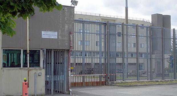 Il carcere di Viterbo