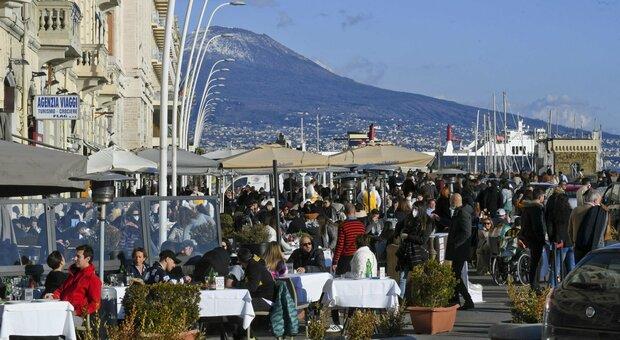Campania, il sindaco di Napoli De Magistris: «Verosimile ritorno in zona rossa»
