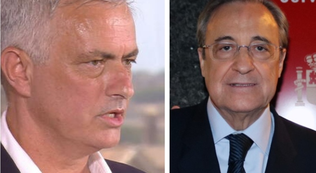 Florentino Perez: «Mourinho un viziato, Cristiano Ronaldo un imbecille»