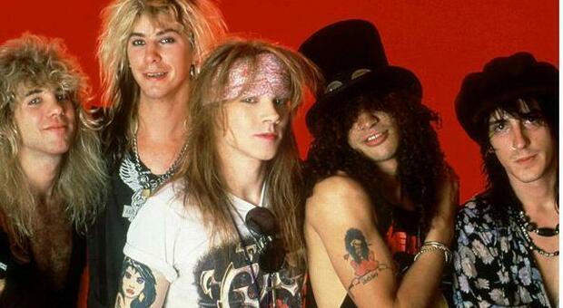 I Guns N Roses