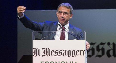 Economia circolare, all'Auditorium l'evento organizzato dal Messaggero. Costa: «Plastic tax da rivedere»