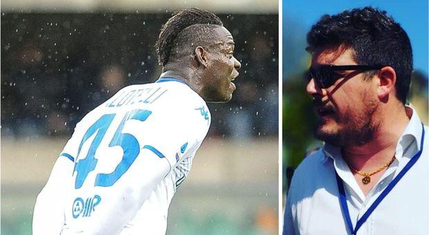 Balotelli, capo ultrà Verona: «Non è del tutto italiano. Noi razzisti? Abbiamo un negro in squadra»