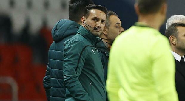 «Non fu razzismo»: l'ispettore Uefa salva il quarto uomo Coltescu