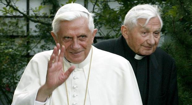 Morto Georg Ratzinger, fratello maggiore del Papa Emerito Joseph Ratzinger