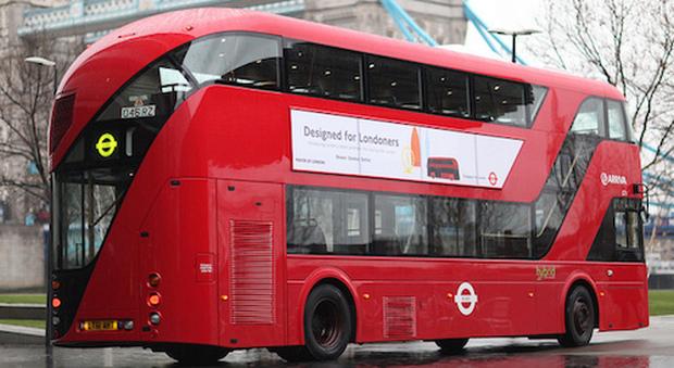 Londra, da lunedì si potrà cambiare bus senza rifare il biglietto