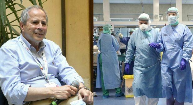 Crisanti: «Dovremmo avere 15-20mila contagi al giorno, troppa discrepanza fra casi e decessi»