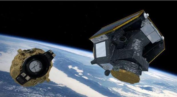 Doppia sfida italiana allo spazio, rinviato il lancio della Soyuz a domani mattina