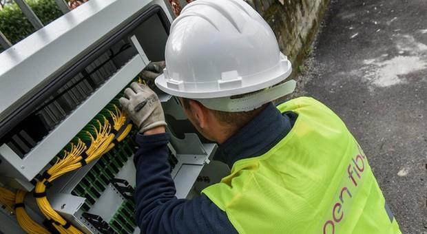 Open Fiber e Nokia insieme per la banda larga nei piccoli comuni