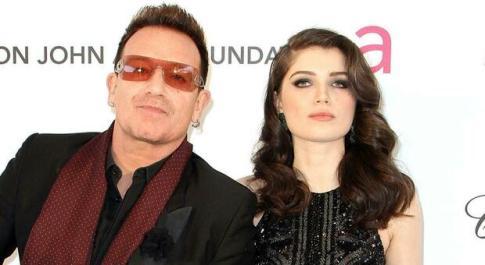 Eve Hewson, l'attrice figlia di Bono degli U2: ««Sono felice perché i miei fan non conoscono papà»