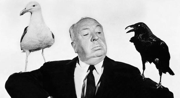 Alfred Hitchcock, una grande mostra a Genova