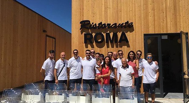 Terremoto, il ristorante Roma torna a servire la mitica amatriciana Bucci: per noi è un grande giorno