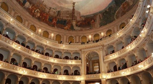 Rieti, coronavirus, dal Flavio Vespasiano un video di augurio per la rinascita dei teatri italiani