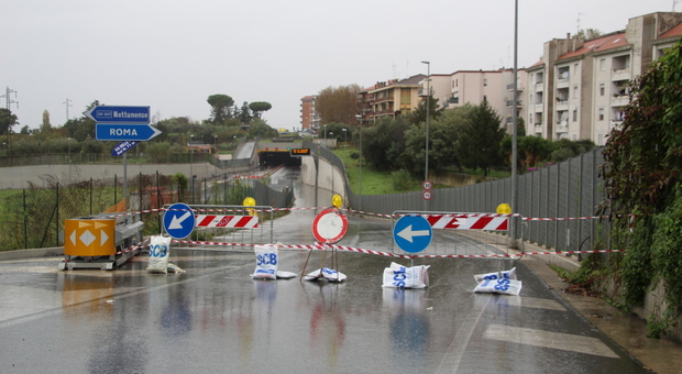 Maltempo sul Lazio, Fratelli d'Italia chiede a Zingaretti di dichiarare lo stato di calamità naturale - Il Messaggero