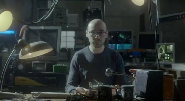 Netflix, Salvatore Aranzulla nello spot di Black Mirror