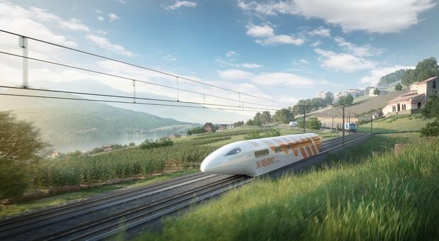 Rfi, con Nevomo studia tecnologia per treni a levitazione magnetica