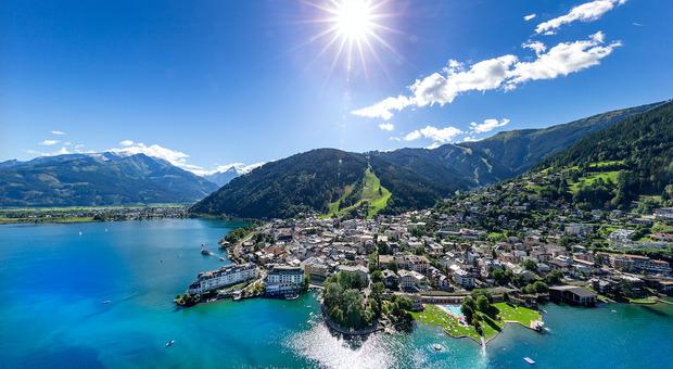 Salisburghese, là dove amava rilassarsi la principessa Sissi: laghi e montagne fra Zell am See, e Kaprun
