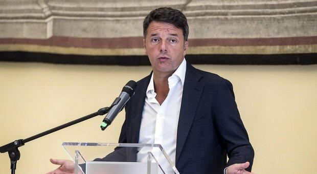 Crisi di governo, Matteo Renzi: «Ora Conte è il premier. Draghi? Persona straordinaria»