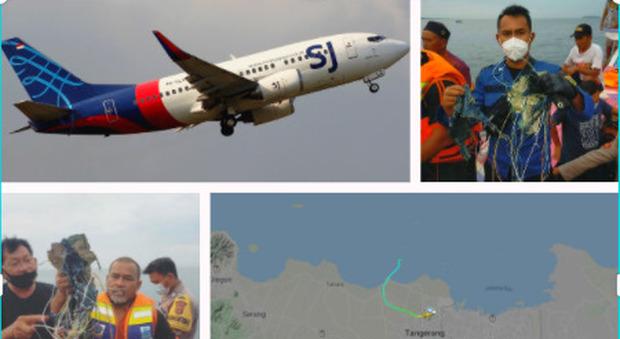 Aereo di linea scompare nel mare di Giava con 62 persone: il Boeing 737 era decollato da Giacarta, trovati rottami. Il pilota non ha lanciato il mayday