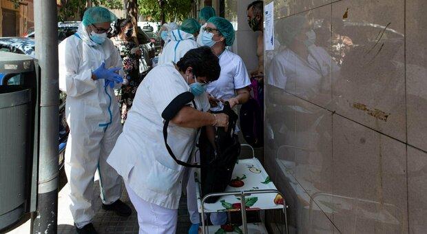 Coronavirus, seconda ondata in Europa: oltre 4.400 contagi tra Spagna, Francia e Germania