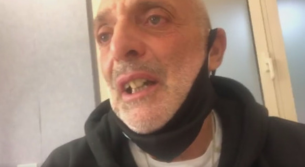 Gf Vip, Paolo Brosio: «Ho avuto il Covid, ho visto la gente morire». E ora vuole entrare in casa