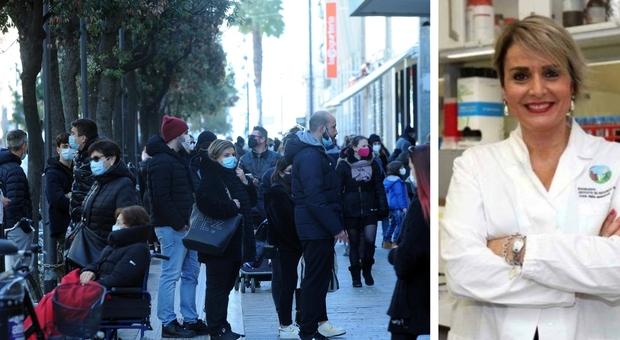 Covid, l'immunologa Viola: «Immunità di gregge impossibile per l'estate, manca un piano vaccini per gli Under 16»